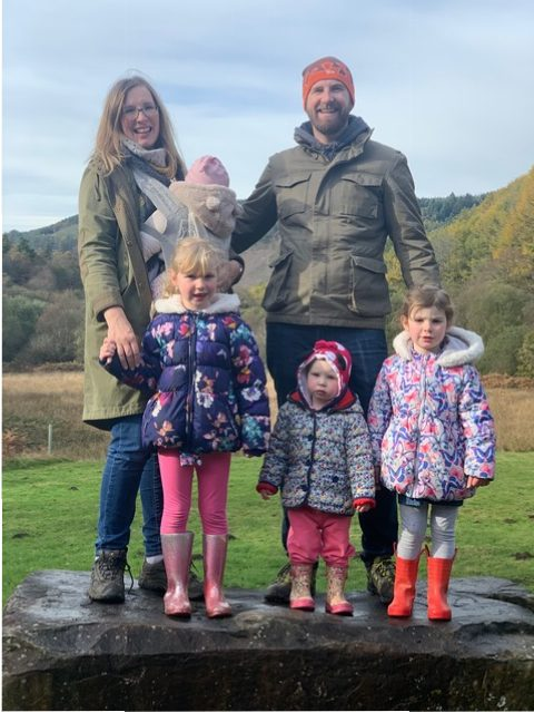 Daniel Arnold and Family